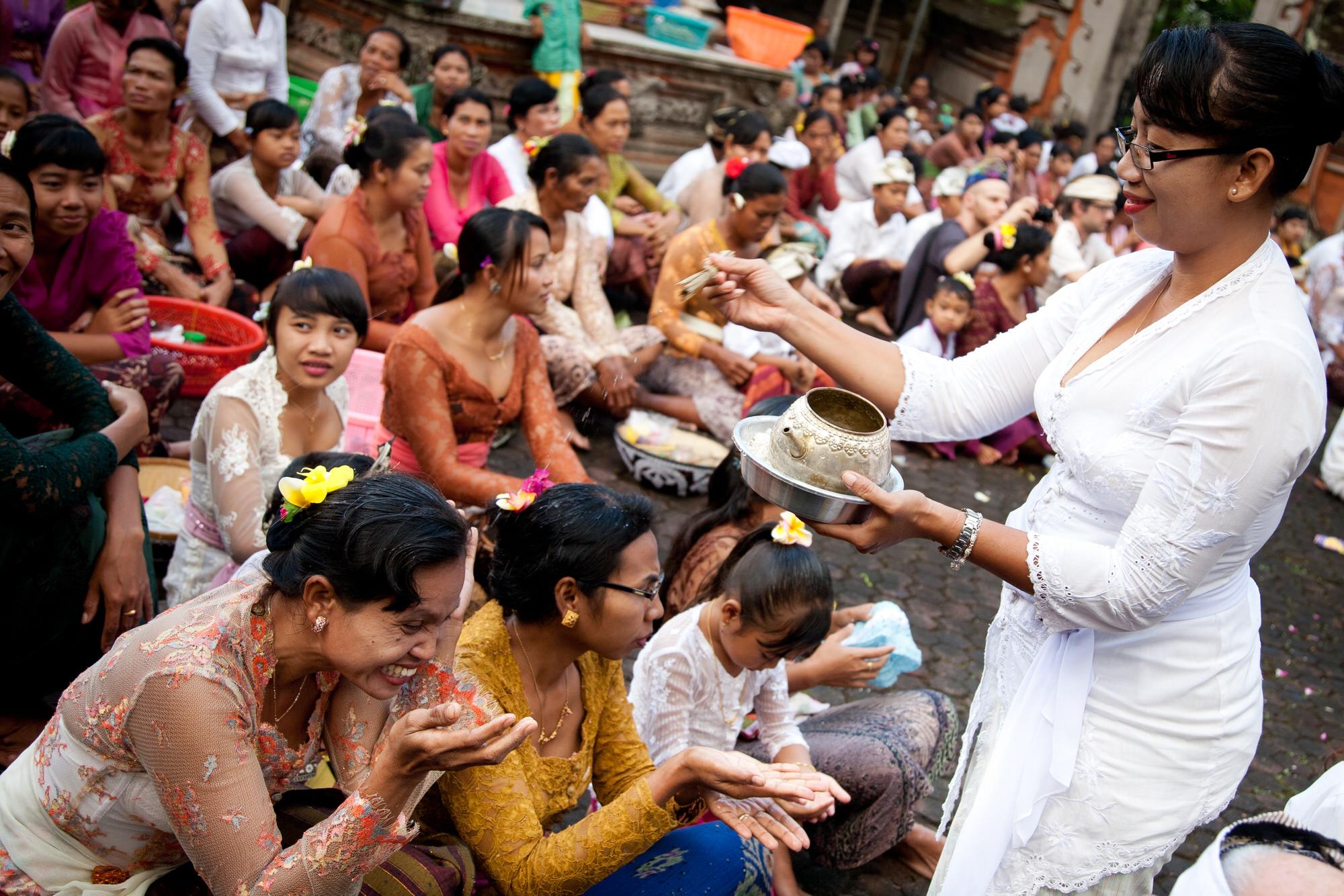 Galungan auf Bali: Sieg des Guten über das Böse