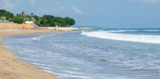 Strand von Kuta und Legian, Südbali