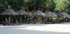 Der Strand von Nusa Dua, Südbali