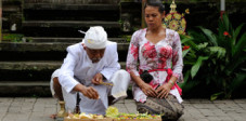 Land und Leute auf Bali