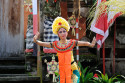 Legong im Barong Tanz auf Bali