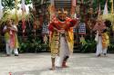Premierminister im Barong Tanz auf Bali
