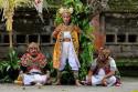 Sadewa im Barong Tanz auf Bali