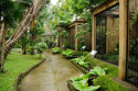 Käfige im Bali Bird and Reptile Park