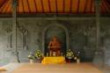 Statue im Brahma Vihara Ashrama, Bali
