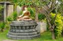 Buddha im Brahma Vihara Ashrama, Bali
