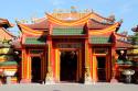 Chinesischer Tempel in Tanjung Benoa, Bali
