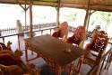 Richterstuhl in der Kertha Gosa, Bali