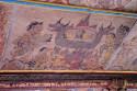 Deckenmalereien der Kertha Gosa in Klungkung, Bali