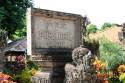Eingang zum Pura Beji nähe Singaraja, Bali