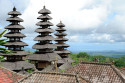 Meru im Pura Besakih, Bali