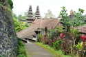 Weg durch den Pura Besakih, Bali