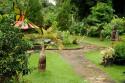 Der Schmetterlingspark im Zentrum Balis