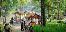 Taman Werdhi Budaya in Denpasar, Bali