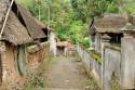 Gasse in Tenganan, Bali