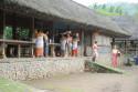 Versammlungshalle in Tenganan, Bali