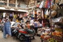 Markt in Ubud, Bali