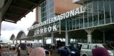 Der neue Flughafen Bandara International Lombok